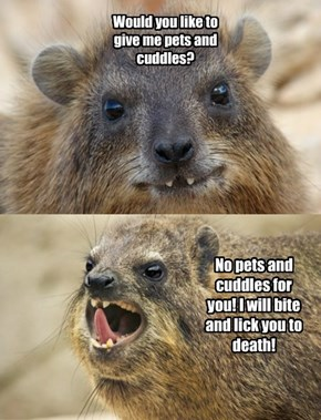 I am not really sure about Hyrax