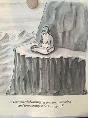 Modern Meditation in a Nutshell