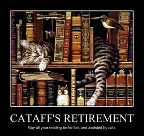 CATAFF'S RETIREMENT
