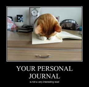 YOUR PERSONAL JOURNAL