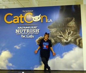 Guess where NawtyKitty was today...