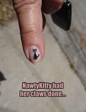 CatCon LA Nail Art