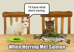 When Herring Met Salmon (1989)