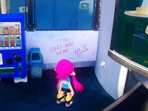 Pokémon Reference in Splatoon