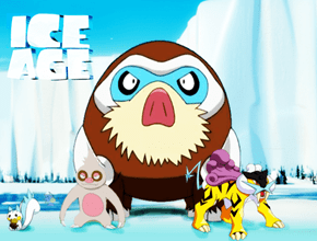 IIce Age: Pokémon Version