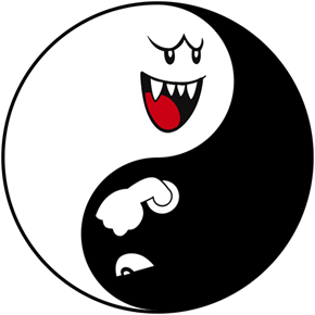 Bullet Bill and Boo: Yin and Yang of Mario