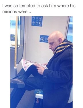 Gru, is That You?