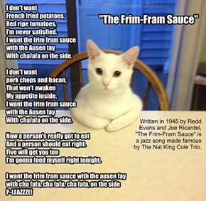 """The Frim-Fram Sauce"" (1945)"