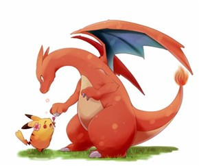 Charizard, I Choose You!
