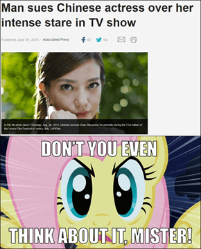 Class Action: Bronies v. Fluttershy