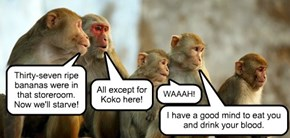 The last Temptation of Koko Bongo