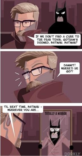 Batman's Best Super Power