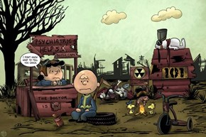 """The Wasteland is Enough to Make Anyone Say """"Good Grief"""""""