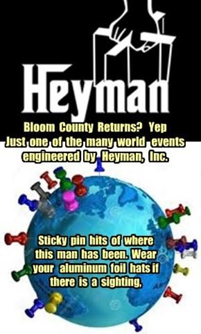 World Dominshun Heyman Style