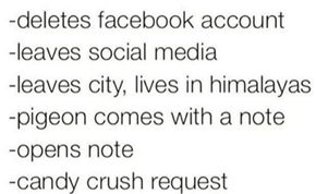 Candy Crush Requests Are the New Phone Book on Your Door Step
