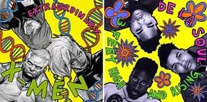 Sneak Peek at Marvel's Hip-Hop Variant Covers
