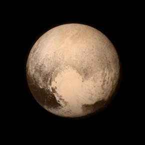 Dwarf Planet of the Day: We #Flyby Pluto and Learn Lots About the Edge of Our Solar System