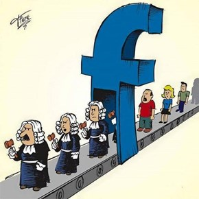 How Facebook Affects Your Judgement