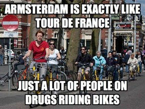 You Should See The Dutch Mountains!