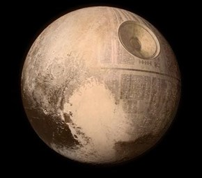 The Updated Pluto Shot They Didn't Want You to See