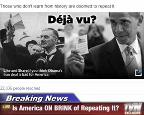 Breaking News - Is America ON BRINK of Repeating It?