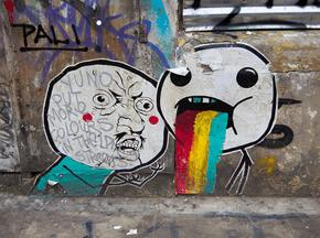 Graffiti Rage Artist