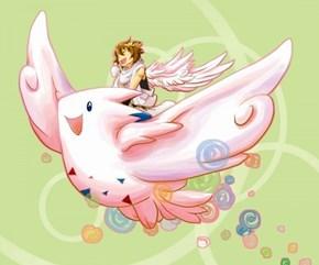 Kid Icarus and Togekiss