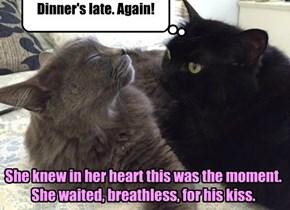 Dinner's Late. Again!