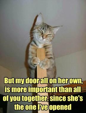 She's My Door