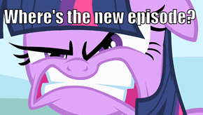 Getting Tired of This Hiatus
