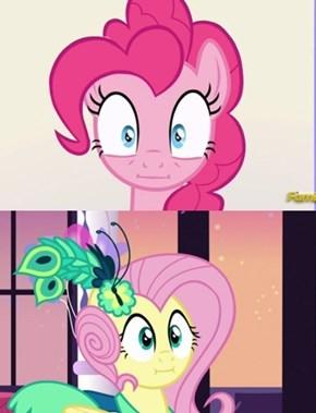 that's, um, my pony