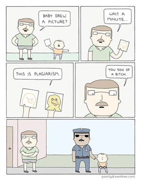 Hard Time For Art Crime