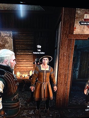 Michael Cera Spotted in The Witcher 3