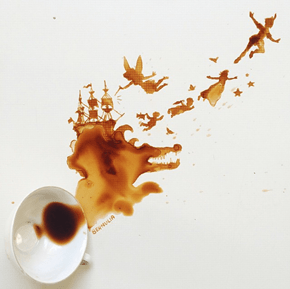 Food Art of the Day: This Instagram Account Turns Messes into Canvases