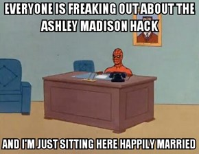 Concerning Ashley Madison