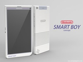 Mock Up of the Day: Drool Over this Imagined Nintendo Phone