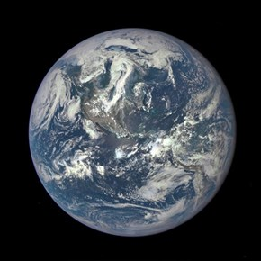 Selfie of the Day: NASA Releases the First Full Picture of Earth Since 1972