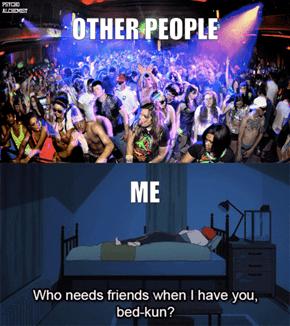 My Social Life is Sleeping