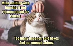 Not enough Shiney
