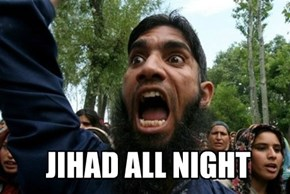 JIHAD ALL NIGHT