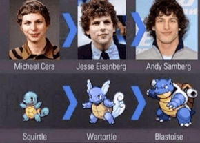 Michael Cera is Evolving!