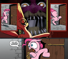 A Cupcake Pinkie Pie didn't Like