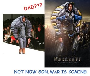 Warcraft Armor is Trendy in the Fashion World