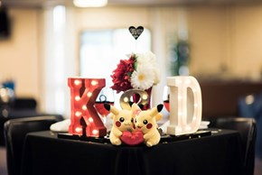 What Happens When Two Pokémon Trainers Wed?
