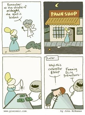 Cinderella Nowadays