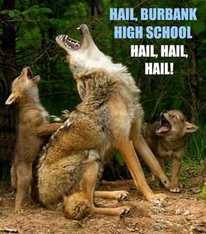 Burbank Coyote Committee Glee Club