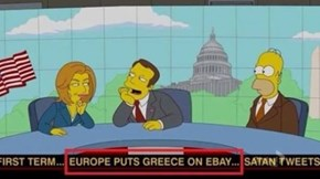 The Simpsons knew it before