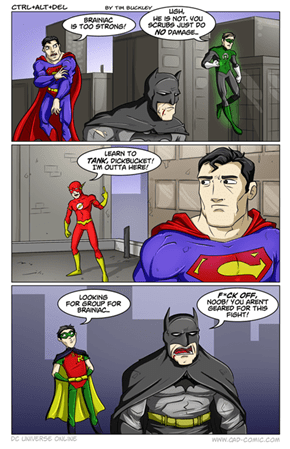 If DC Made an MMO