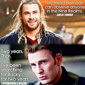 C'mon Thor, Get It Together