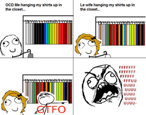 OCD or GTFO